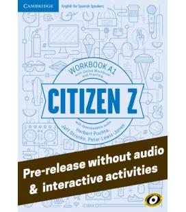 Citizen Z, Digital Workbook with Online Practice, A1