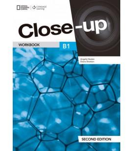 Close-up Workbook B1