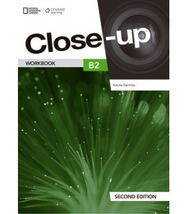 Close-up Workbook B2