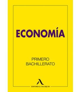 ECONOMÍA PRIMERO BACHILLERATO