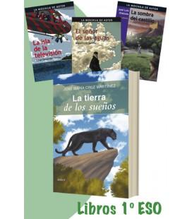Libros lectura 1º ESO