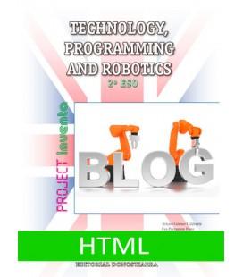 Technology, Programming and Robotics 2º ESO - Project INVENTA