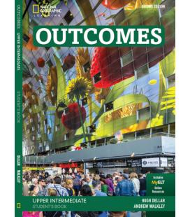 Outcomes Upper Intermediate 2nd Edition