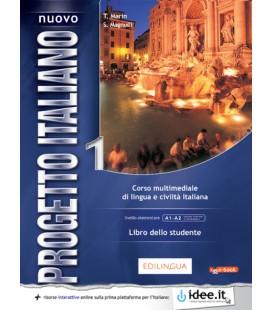 Nuovo Progetto Italiano 1 - Libro dello studente