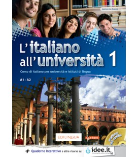 L'italiano all'università 1 - Libro dello studente