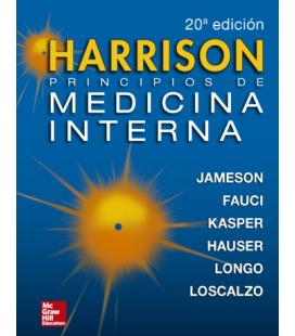 BL HARRISON Principios de medicina interna 20ed.