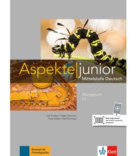Aspekte junior C1 Übungsbuch