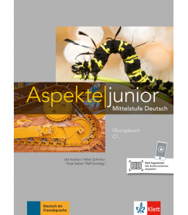 Aspekte junior C1.1 Übungsbuch