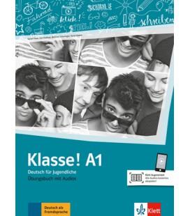 Klasse! A1 interaktives Übungsbuch