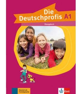 Die Deutschprofis A1.2 interaktives Übungsbuch