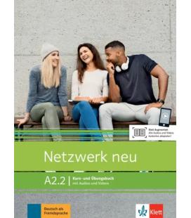 Netzwerk neu A2.2 Kursbuch