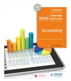 Cambridge IGCSE and O Level Accounting