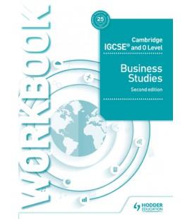 Cambridge IGCSE and O Level Business Studies Workbook 2nd edition