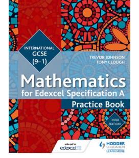 Edexcel International GCSE Mathematics (9-1) Practice 3rd Edition