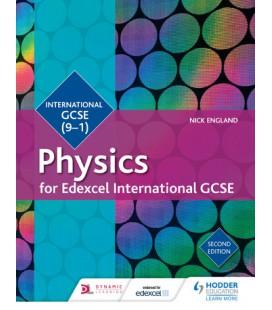 Edexcel International GCSE Physics Student Book Second Edition