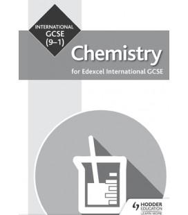Edexcel International GCSE Chemistry Student Lab Book