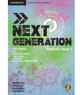 Next Generation 1, Student's Book (SCORM)
