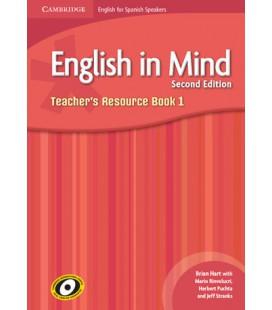 English in Mind 1, Teacher's Resource Book