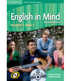 English in Mind 2, Student's Book (SCORM)