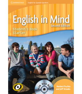 English in Mind Starter Student's Book (SCORM)