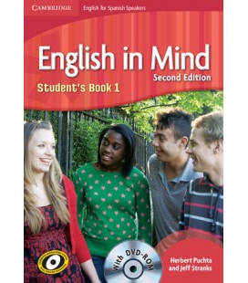 English in Mind 1 Student's Book (SCORM)