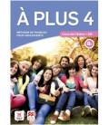 À Plus 4 Livre de l'élève