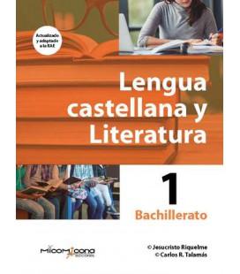 Lengua Castellana y Literatura 1ºBach