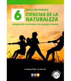 CIENCIAS DE LA NATURALEZA 6. ADAPTACIÓN CURRICULAR CON APOYOS VISUALES